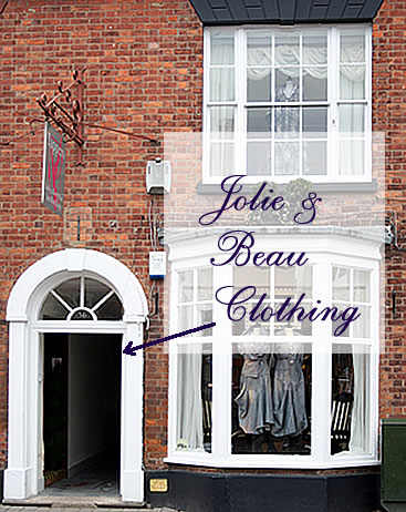jolie and beau clothing pershore worcestershire
